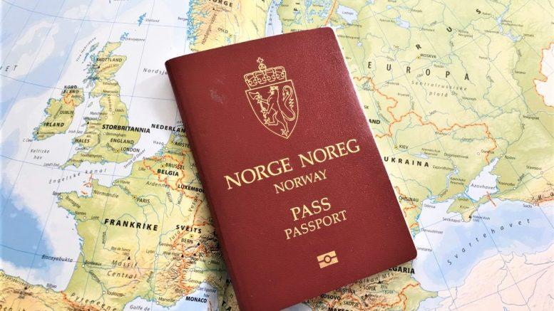 gyldig pass til spania