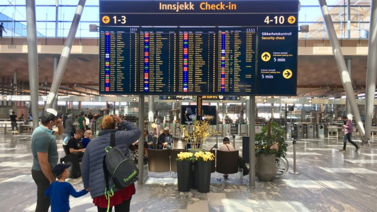 Innstendig Korona Rad Dropp Alle Feriereiser Flysmart24 No